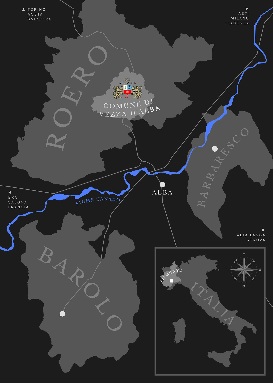 Mappa Territorio